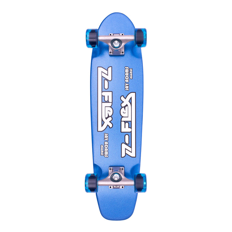 "Metal Flake Blue 29"" Cruiser"