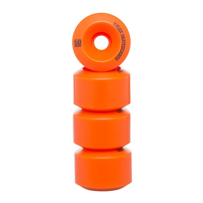 Orange Z-Pro V2 Wheels