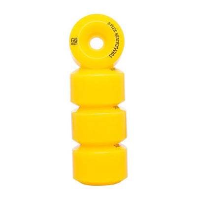 Yellow Z-Pro V2 Wheels