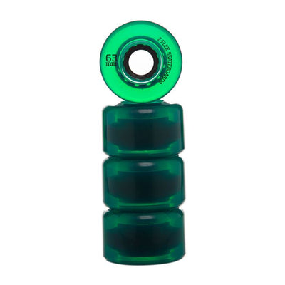 Green Trans Z-Smooth V2 Wheels