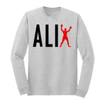 Boxing Man Long Sleeve Tee