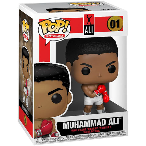 Pop! Sports Legends - Muhammad Ali by Funko
