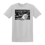Muhammad Ali Robe Ringside T-shirt Media Block