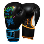 Muhammad Ali Collectible Boxing Gloves Float Like A Butterfly