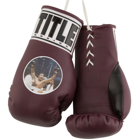 "Ali 7"" Replica Boxing Gloves"