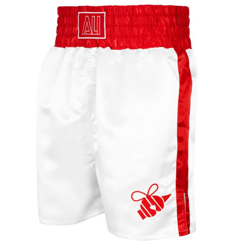 Muhammad Ali Float Like A Butterfly Boxing Trunks Red Sports Illustrated