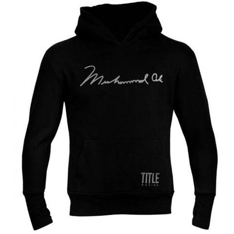 TITLE Boxing x Ali Signature Hoodie