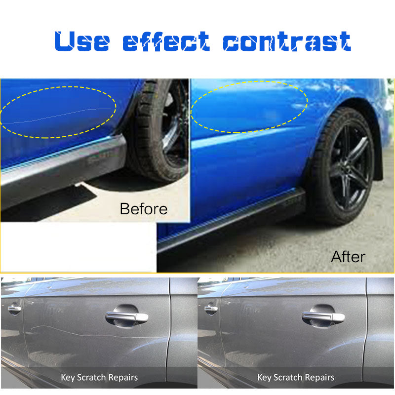 Fix Clear Car Scratch Polish Cloth for Car Light Paint Scratches Remover Scuffs on Surface Repair