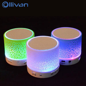LED Bluetooth Mini Speaker