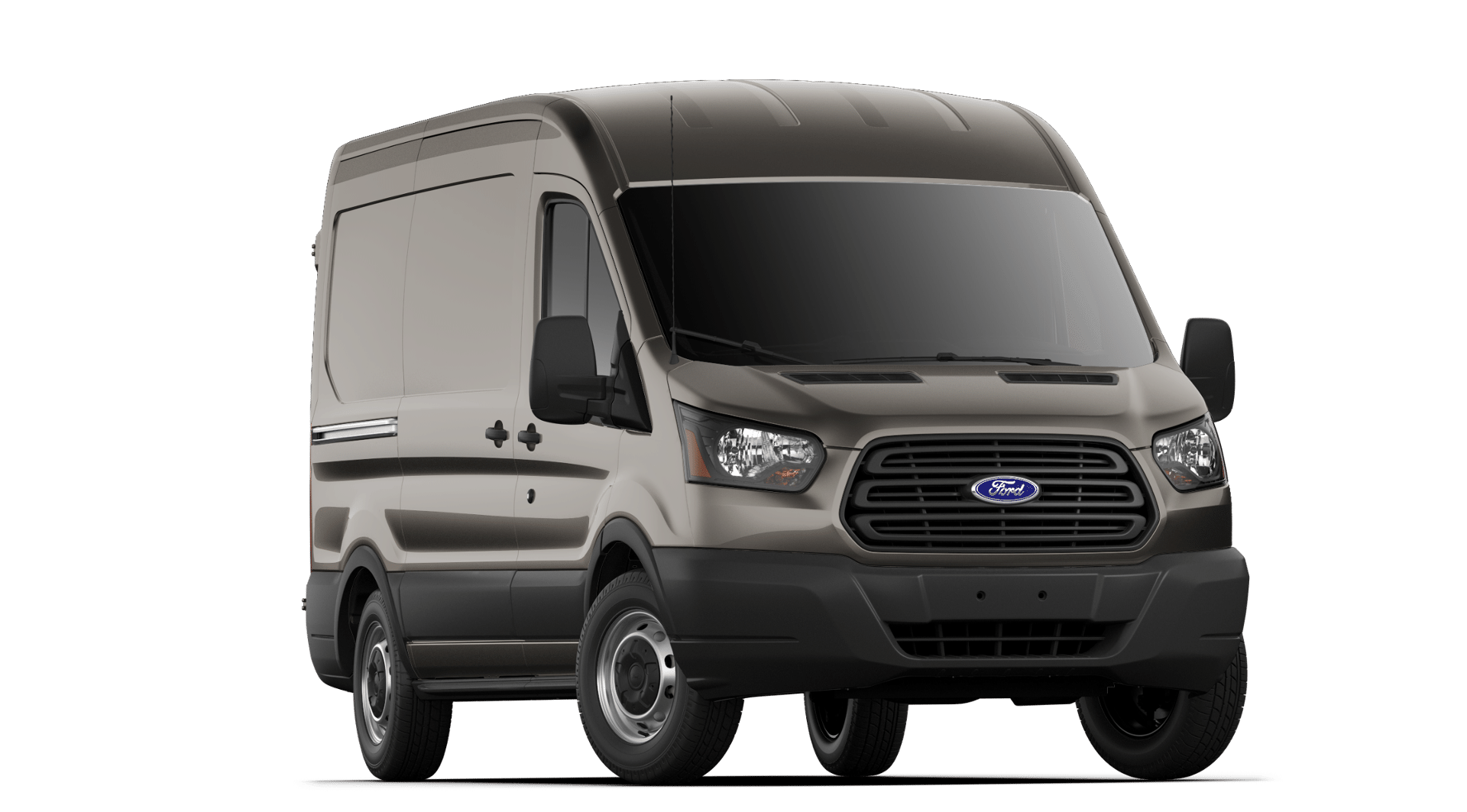 2019 Ford Transit Regular WB Medium Roof 3.2L Diesel Stone Grey