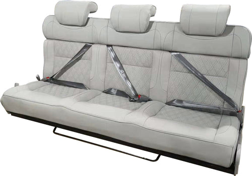 3 Seat Bifold Bed 1700