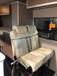 2 Seat Bifold Bed 860