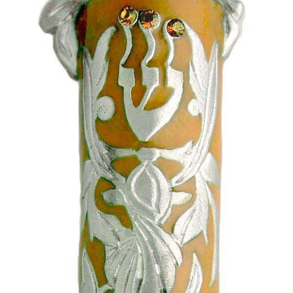 Baroque Mezuzah - Large