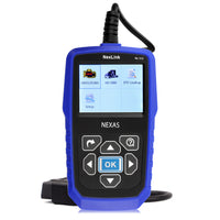 Professional heavy duty truck automotive diagnostic scanner NexLink NL102 diesel engine diagnostic tools