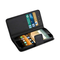 REIKO HUAWEI UNION 3-IN-1 WALLET CASE IN BLACK