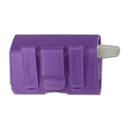 HORIZONTAL POUCH HP1023A SIZE:M PURPLE 3.5X1.1X2 INCHES