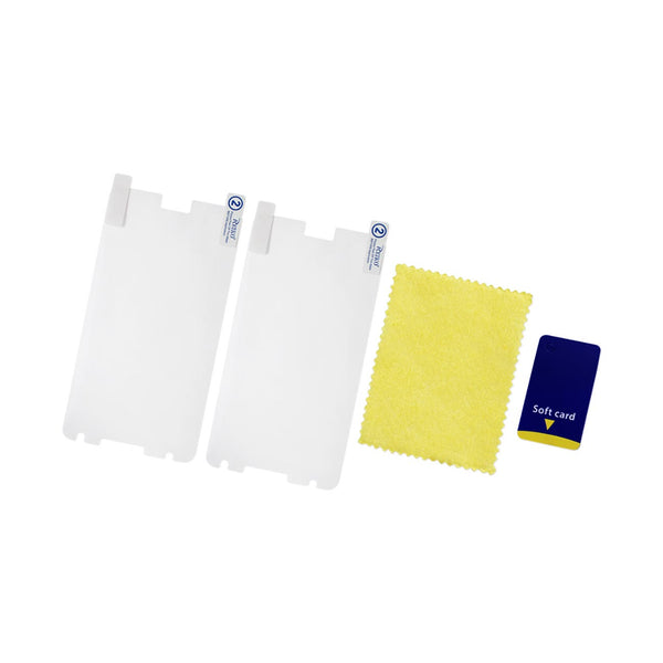 REIKO SAMSUNG GALAXY NOTE 3 TWO PIECES SCREEN PROTECTOR IN CLEAR