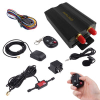 Vehicle Car GPS SMS GPRS Tracker Real Time Tracking Device Syatem Remote TK103B
