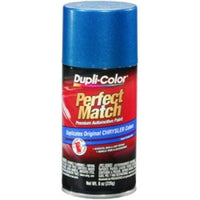 Perfect Match Automotive Paint, Chrysler Intense Blue Pearl, 8 oz Aerosol Can