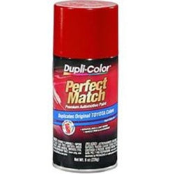 Perfect Match Automotive Paint, Toyota Barcelona Red Metallic, 8 oz Aerosol Can