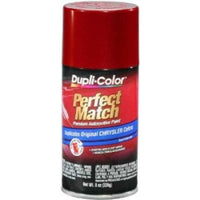 Perfect Match Automotive Paint, Chrysler Inferno Red Metallic, 8 oz Aerosol Can