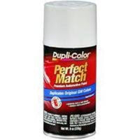 Perfect Match Automotive Paint, GM Bright White, 8 oz Aerosol Can