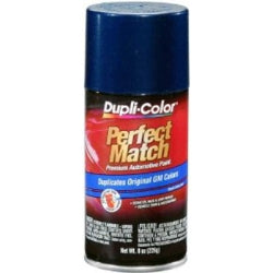 Indigo Metallic General Motors Exact-Match Automotive Paint 8 oz. Aerosol