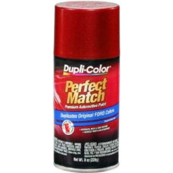 Perfect Match Automotive Paint, Ford Electric Currant Red Metallic, 8 oz Aerosol Can