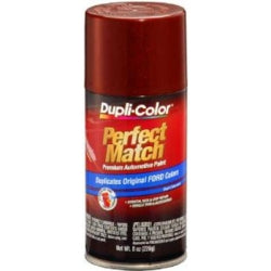 Perfect Match Automotive Paint, Ford Merlot Metallic, 8 oz Aerosol Can