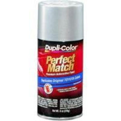 Perfect Match Automotive Paint, Toyota Classic Silver Mica, 8 oz Aerosol Can