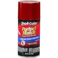 Perfect Match Automotive Paint, Ford Toreador Red Metallic, 8 oz Aerosol Can