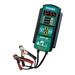 Power-Sports Battery and Electrical System Tester