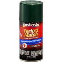 Perfect Match Automotive Paint, Toyota Dark Green Mica, 8 oz Aerosol Can