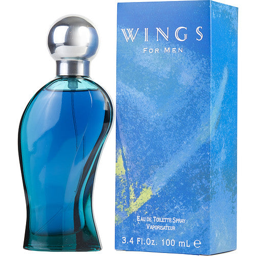 WINGS by Giorgio Beverly Hills EDT SPRAY 3.4 OZ