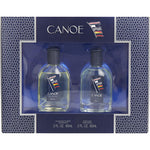 CANOE by Dana EDT SPRAY 2 OZ & AFTERSHAVE 2 OZ