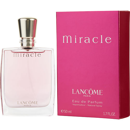 MIRACLE by Lancome EAU DE PARFUM SPRAY 1.7 OZ