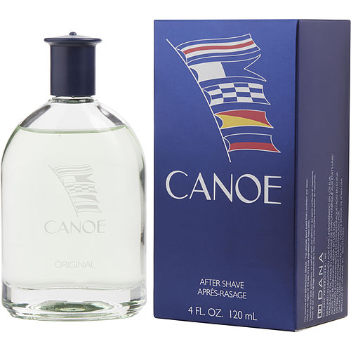 CANOE by Dana AFTERSHAVE 4 OZ