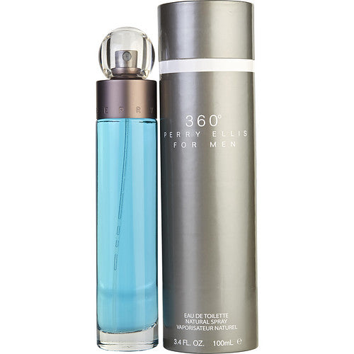 PERRY ELLIS 360 by Perry Ellis EDT SPRAY 3.4 OZ