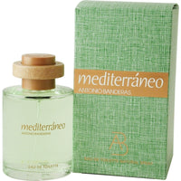 MEDITERRANEO by Antonio Banderas EDT SPRAY 3.4 OZ