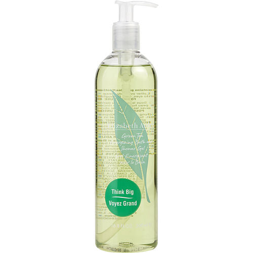 GREEN TEA by Elizabeth Arden SHOWER GEL 16.8 OZ