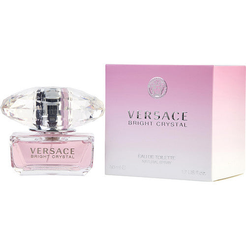 VERSACE BRIGHT CRYSTAL by Gianni Versace EDT SPRAY 1.7 OZ