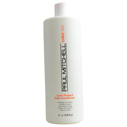 PAUL MITCHELL by Paul Mitchell COLOR PROTECT DAILY CONDITIONER 33.8 OZ