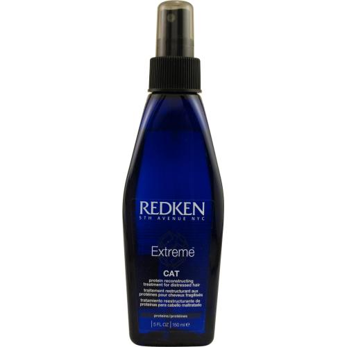 REDKEN by Redken EXTREME CAT PROTEIN RECONSTRUCTING TREATMENT FOR DISTRESSED HAIR 5 OZ (PACKAGING MAY VARY)