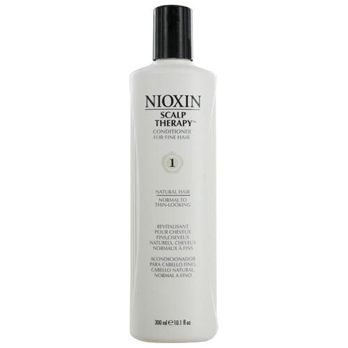 NIOXIN by Nioxin BIONUTRIENT ACTIVES SCALP THERAPY CONDITIONER SYSTEM 1 FOR FINE HAIR 10 OZ