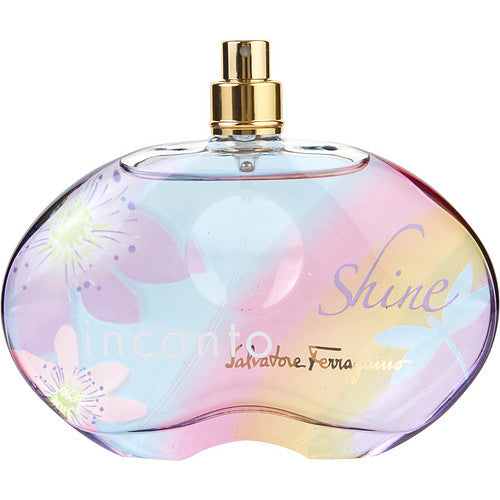 INCANTO SHINE by Salvatore Ferragamo EDT SPRAY 3.4 OZ *TESTER
