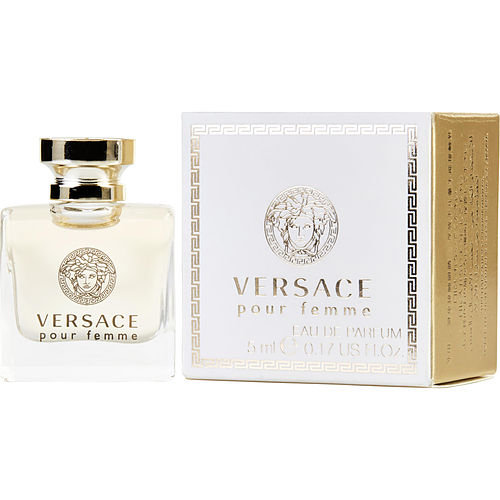 VERSACE SIGNATURE by Gianni Versace EAU DE PARFUM .17 OZ MINI
