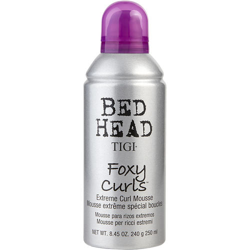 BED HEAD by Tigi FOXY CURLS EXTREME CURL MOUSSE 8.45 OZ (PACKAGING MAY VARY)