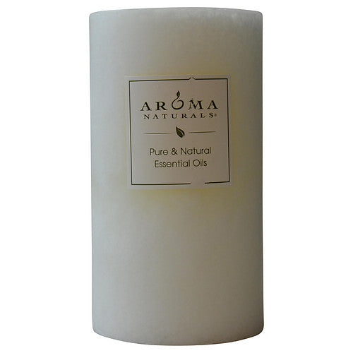 MEDITATION AROMATHERAPY by Mediation Aromatherapy 2.75 X 5 inch PILLAR AROMATHERAPY CANDLE.  COMBINES THE ESSENTIAL OILS OF PATCHOULI & FRANKINCENSE TO CREATE A WARM AND COMFORTABLE ATMOSPHERE.  BURNS APPROX. 70 HRS.