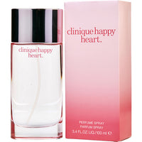 HAPPY HEART by Clinique PARFUM SPRAY 3.4 OZ (NEW PACKAGING)