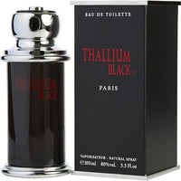 THALLIUM BLACK by Jacques Evard EDT SPRAY 3.3 OZ